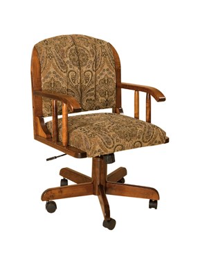 Tipton Office Chair | Amish Furniture Factory