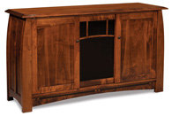 "Boulder Creek 63"" x 36""h TV Stand"