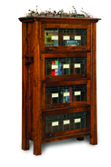 Artesa 4 Door Barrister Bookcase