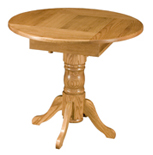 "36 & 42"" Diameter Small Game Table"