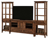 Bungalow Tower TV Stand