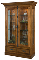 Barstow Curio Cabinet
