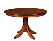 Baytown Single Pedestal Dining Table
