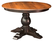 Albany Single Pedestal Dining Table