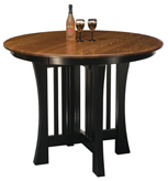 Arts & Crafts Pub Table
