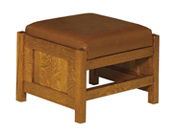 Clearspring Panel Morris Foot Stool