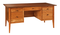 Alamo Pencil Drawer Desk