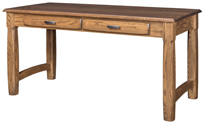 "62"" Kumberlin Library Desk"