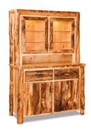 "Fireside Rustic 48"" Kitchen Hutch"