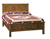 4 Panel Bed