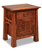 Artesa 1 Drawer 1 Door Night Stand