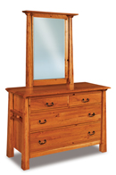 Artesa 4 Drawer Dresser
