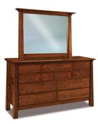 Artesa 10 Drawer Dresser