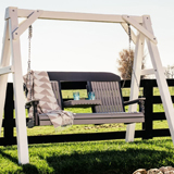 5' Classic Highback Poly Vinyl Swing