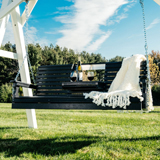 5' Plain Poly Vinyl Swing