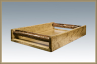 Glacier Country Serving Tray