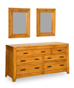 Addison 7 Drawer Dresser