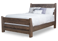 Addison Flat Panel Bed