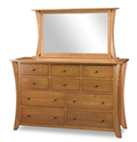 Caledonia 10 Drawer Dresser