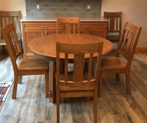 Amish Dining Room Tables | Amish Furniture Factory - Amish ...