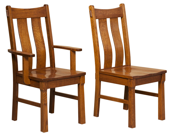 Dining Arm Chair vs Side Chair Option Comparison