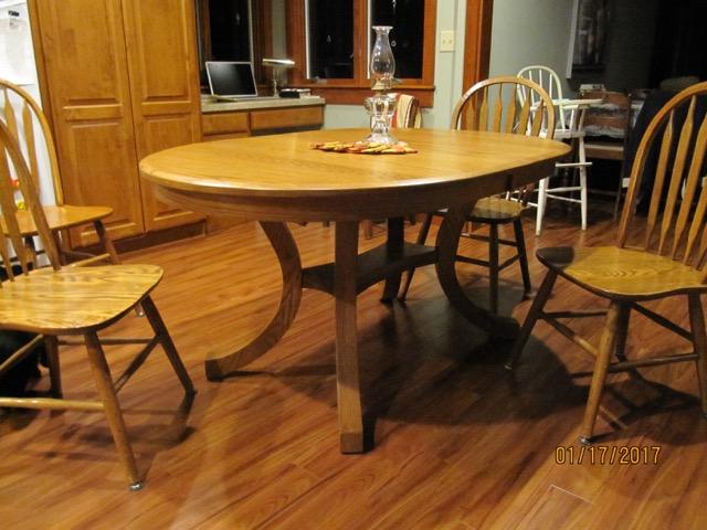 Amish Furniture Factory Blog Learning Loving Amish FurnitureThis - Carlisle dining table