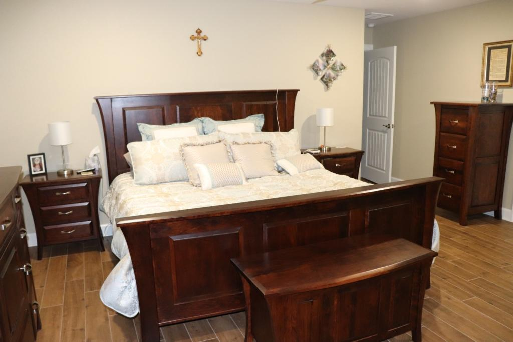 Find your perfect bedroom set at Amish Furniture Factory