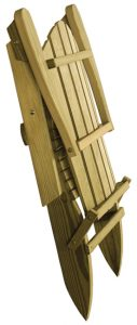 A Folding Adirondack Chair from Amish Furniture Factory