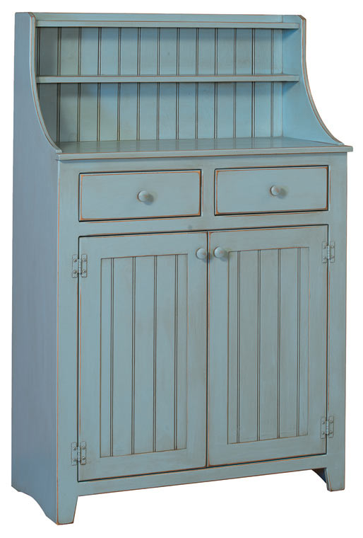 Helen's Buffet in seafoam paint from Amish Furniture Factory