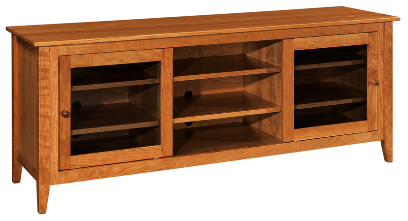 The Alamo 72'' TV Cabinet from Amish Furniture Factory