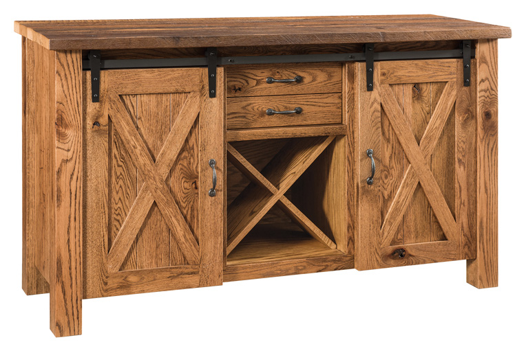 The Barnloft Buffet from Amish Furniture Factory