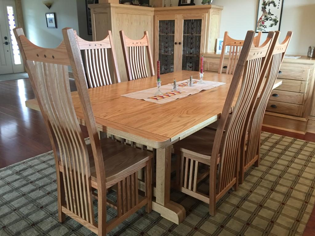 Royal Mission Dining Chairs