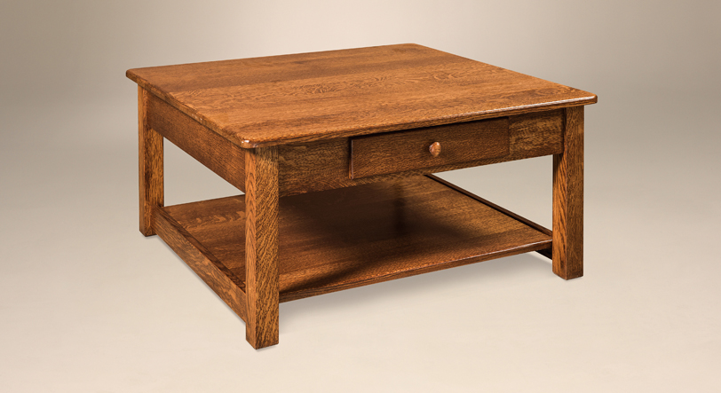 Aj 1 Occasional Table Set Amish Furniture Factory