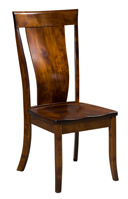 Bennett Dining Chair Amish Furniture Factory