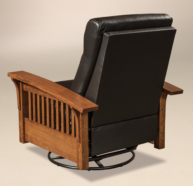 Hoosier Glider Recliner Swivel