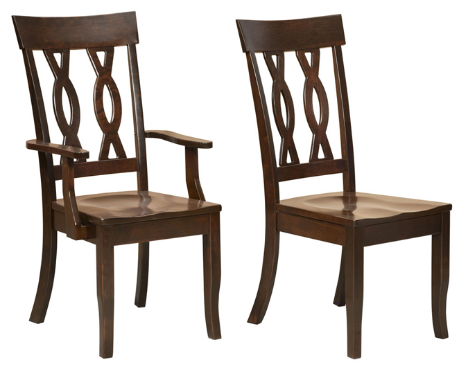 carson dining room set amish furniture factory