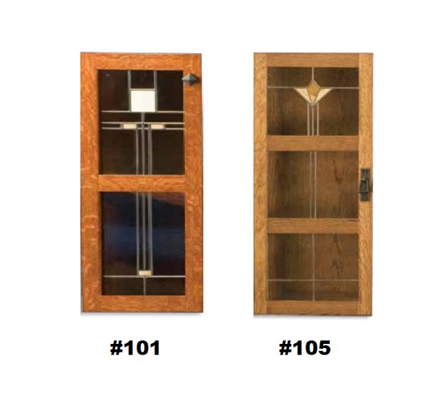 Stained Glass Options
