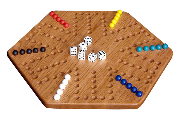 Aggravation Game Amish Board Games Wooden Board Games