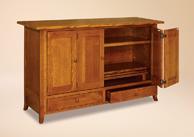 Leaf Storage Cabinets