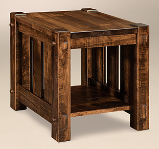 """Beaumont 22"""" End Table"""