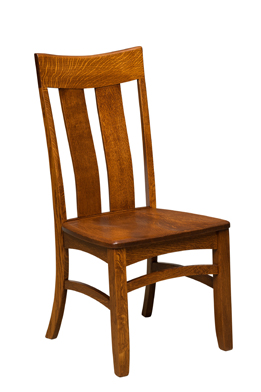 Galena Dining Chair Amish Furniture Factory