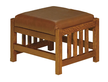 Clearspring Slat Morris Foot Stool