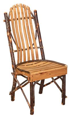 Bendwood Side Chair