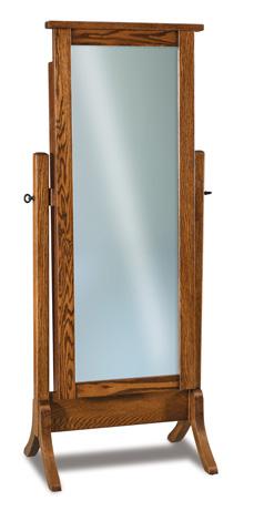 Flush Mission Cheval Mirror
