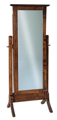 Matison Beveled Cheval Mirror