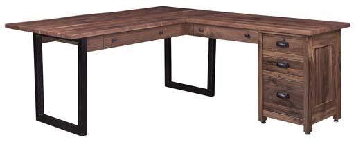 Adona Corner Desk