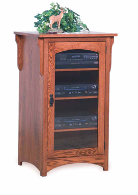 """Mission 0SC 26"""" Stereo Cabinet"""