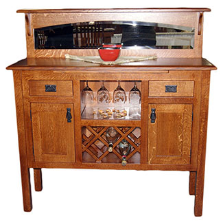 """Lincoln Sideboard 50½"""""""