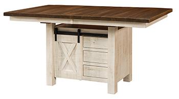 Tulsa Cabinet Table