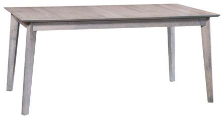 Monterey Leg Table